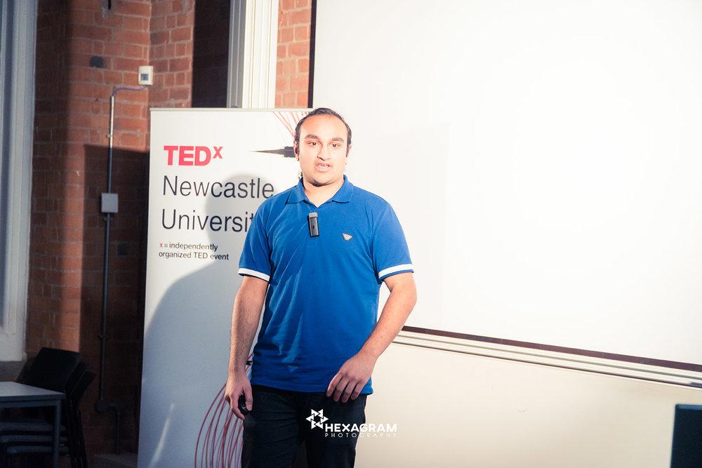 Kyan Kara-Shah - How students can drive global, social change