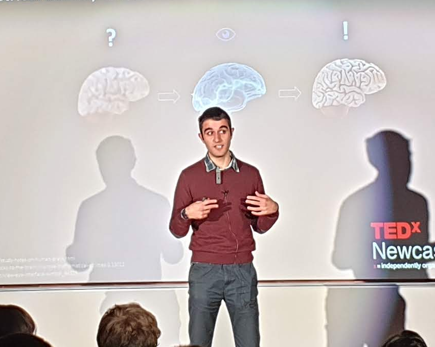 Ramtin Mehraram - The Electrical Activity of the Brain: A New Way to Diagnose Dementia