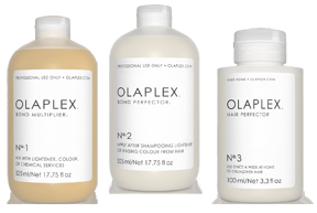 trUe Salon Conditioning and Olaplex solutions