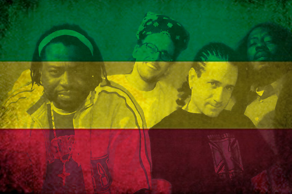Reggae Wednesday - 10pm-CloseReggae every Wednesday featuring DETOUR POSSE.