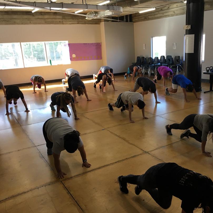 Group Training -