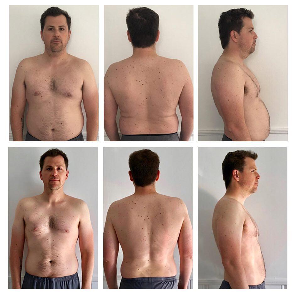 12 Week Transformation -