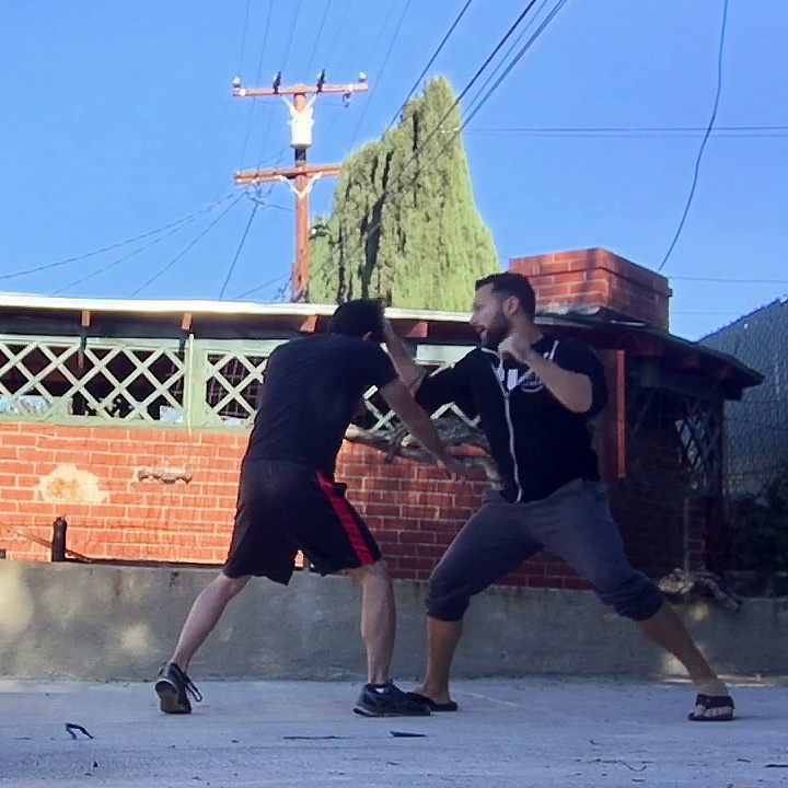 SELF DEFENSE & MARTIAL ARTS - Grahm has been training and teaching self defense and martial arts for 19 years and has extensive experience in training and competition, as well as real world situations.He has studied and utilized various systems of Filipino Martial Arts, Western Boxing, Kickboxing, Internal Systems and more.All of this experience comes together to provide a very simple, honest and effective approach to self defense.This is ideal for students looking for discipline, focus, to protect themselves/loved ones and who are ready and willing to put the time in to develop real world skill sets.