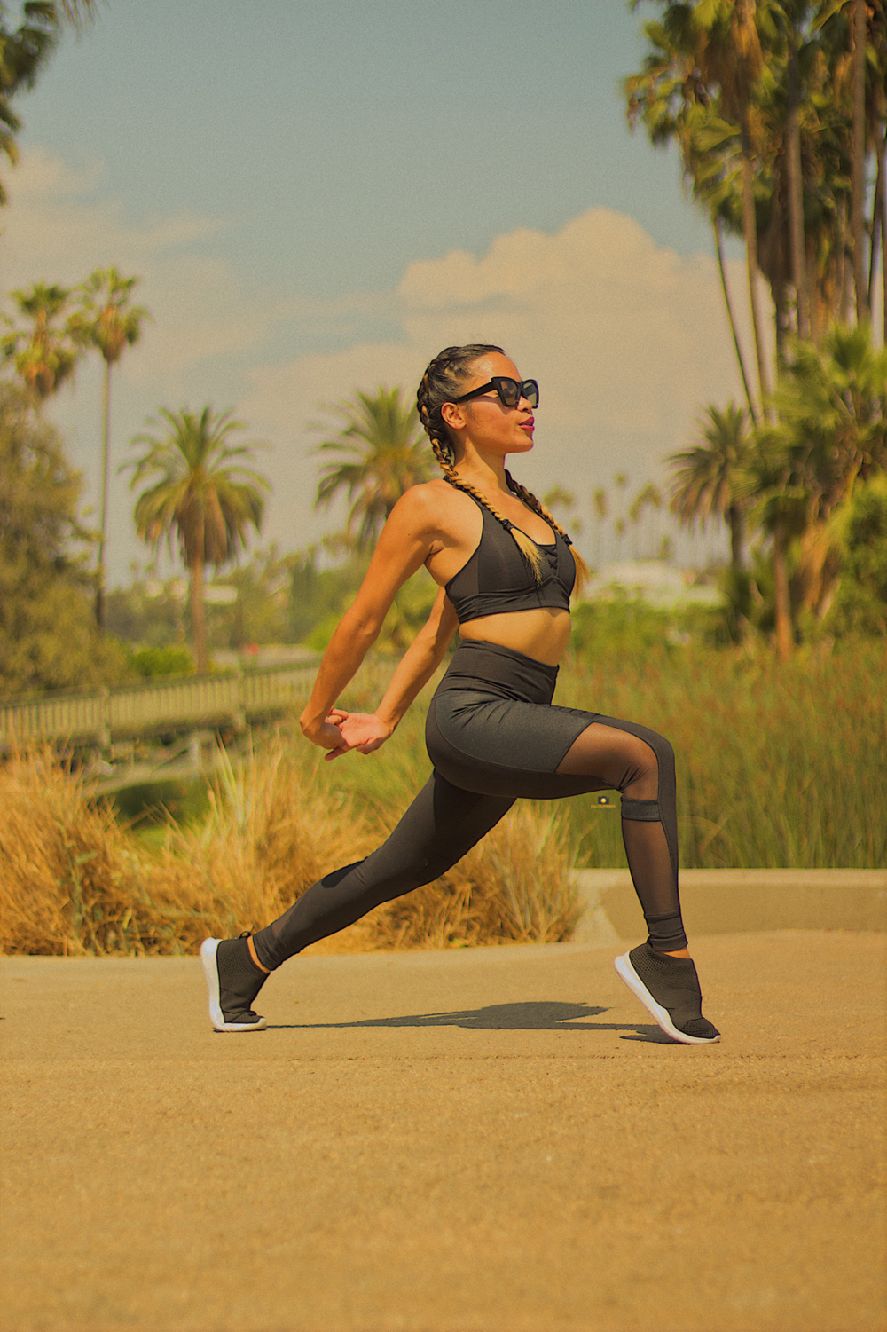 Katrina Jean Carter   Katrina Jean Carter is a fitness and self-love influencer known as LaKatwoman.