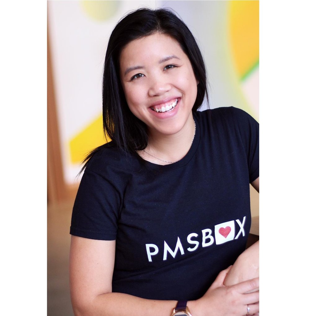 Christine Nguyen   Chief Technology Officer  Canadian-born Christine has a healthcare background and is now pursuing technology in medicine. She has a passion for combining new innovations with healthcare to aid in improvement of global health.  She loves to travel and likes to challenge herself by tinkering with the latest gadgets she comes across.   Contact:   christine@pmsbox.co