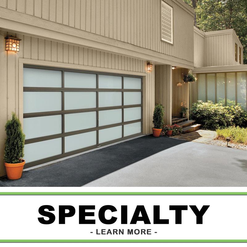 Specialty Garage Doors