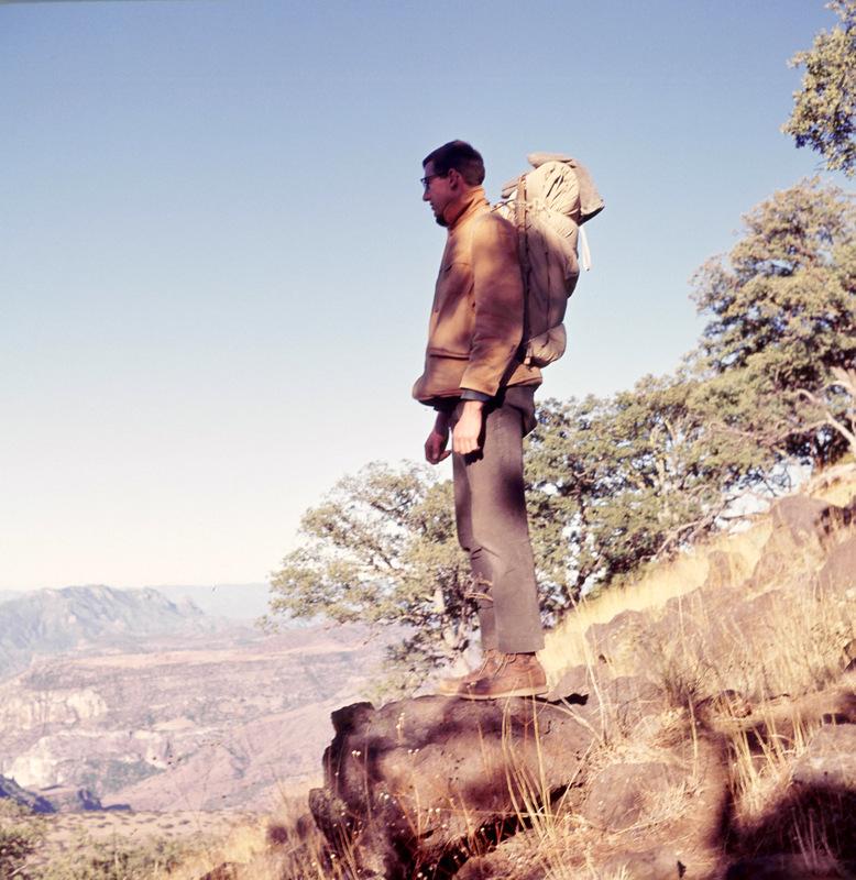 Don Burgess, Sierra Madre, 1964.