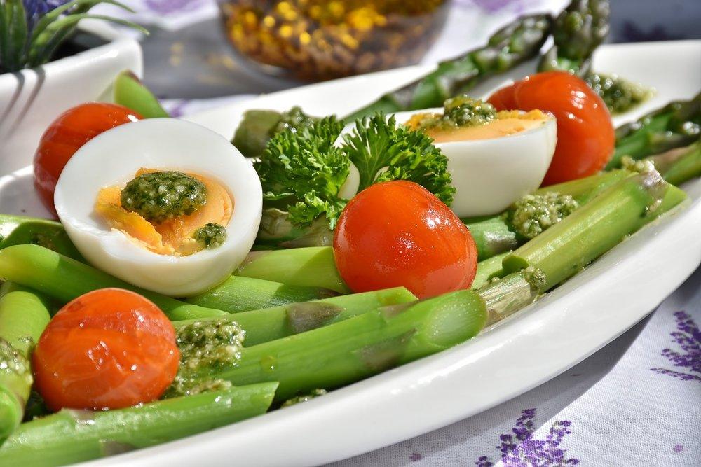 eggs asparagus happy keto body plan a healthy life