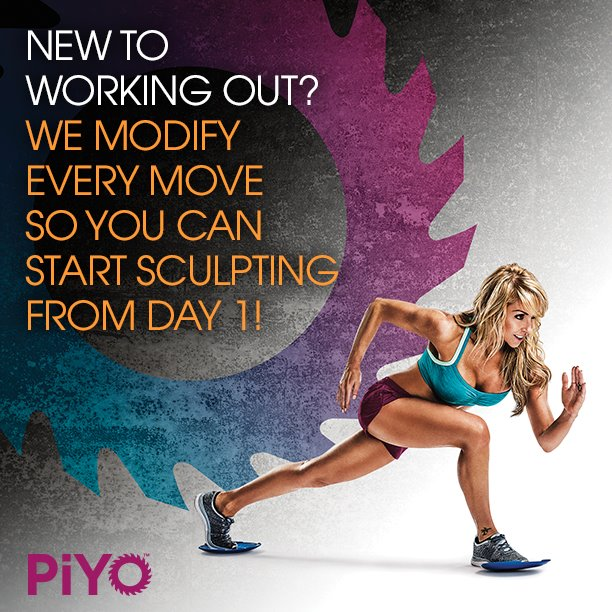 piyo for beginners Beachbody