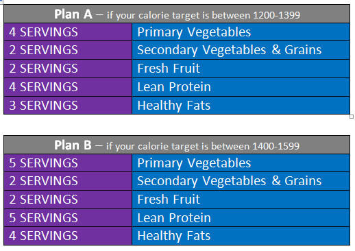 Review Piyo Meal Plan Diet For Weight Loss With Printables Plan A
