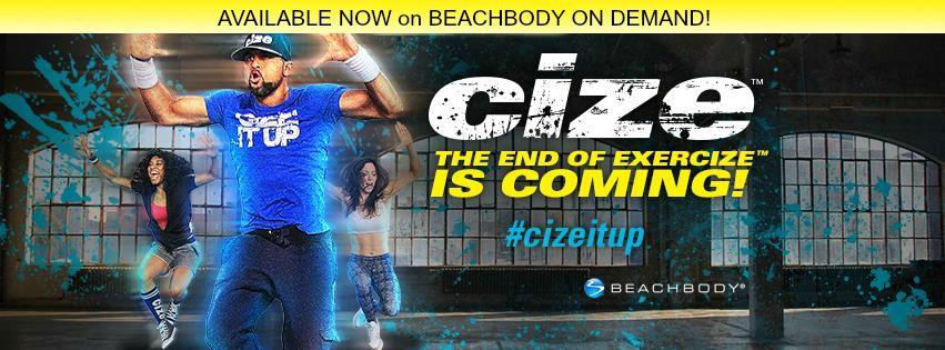 CIZE banner