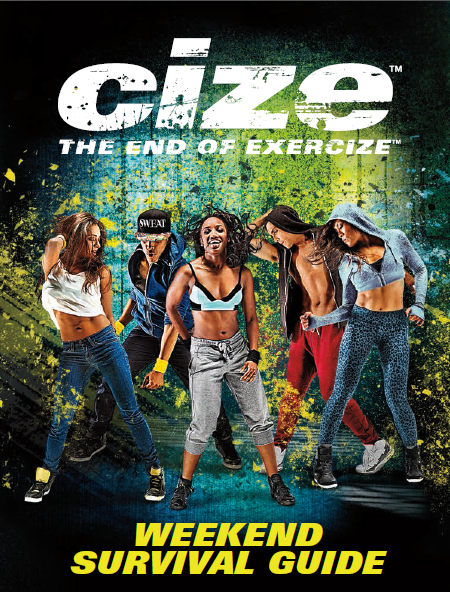 cize weekend survival guide