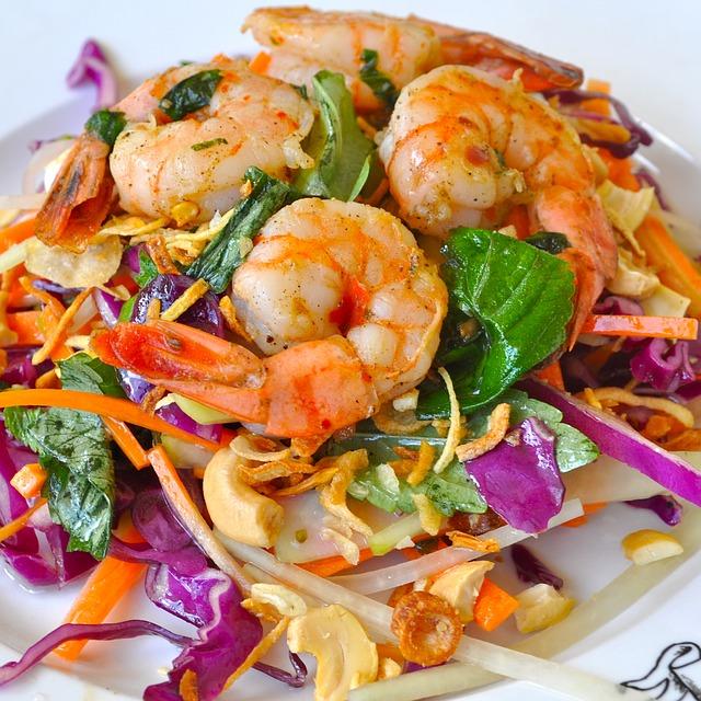 shrimp dinner free