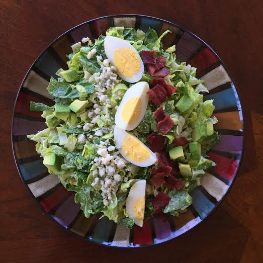 cobb salad by katie r