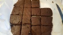 flourless chocolate brownies by melissa r