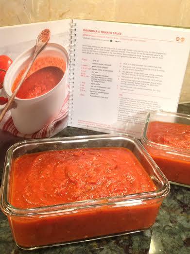 grandmas tomato sauce by jacqui g