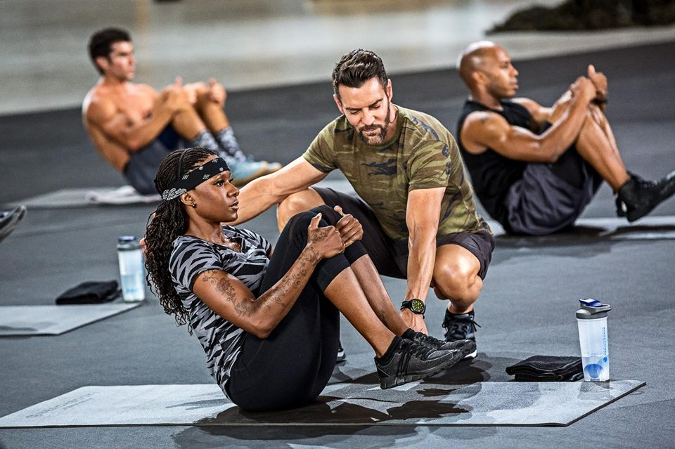 22 minute hard corps, hard corps, beachbody, tony horton