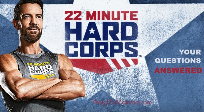 22 minute hard corps, hard corps, tony horton, beachbody