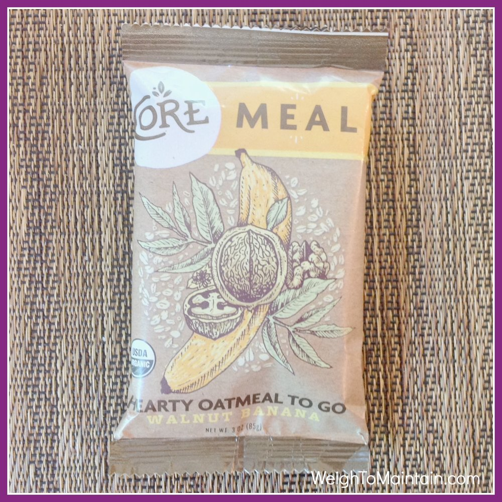 core meal bar healthy travel snacks