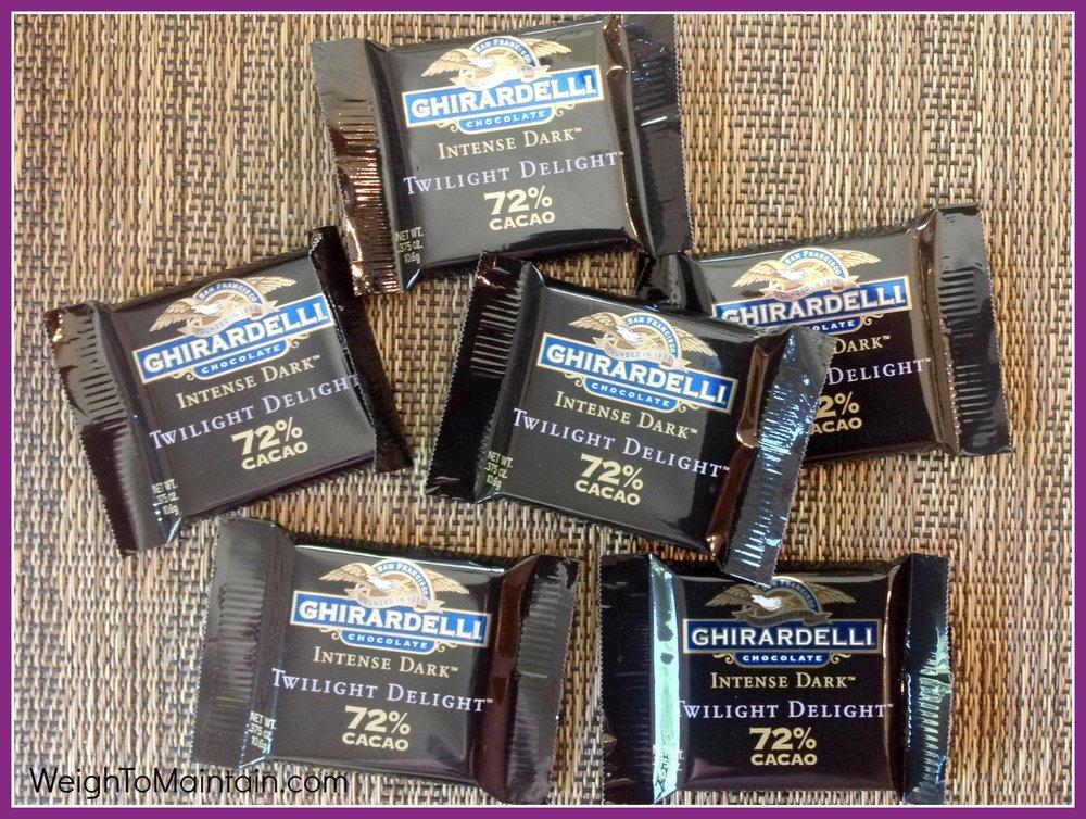 dark chocolate healthy travel snacks