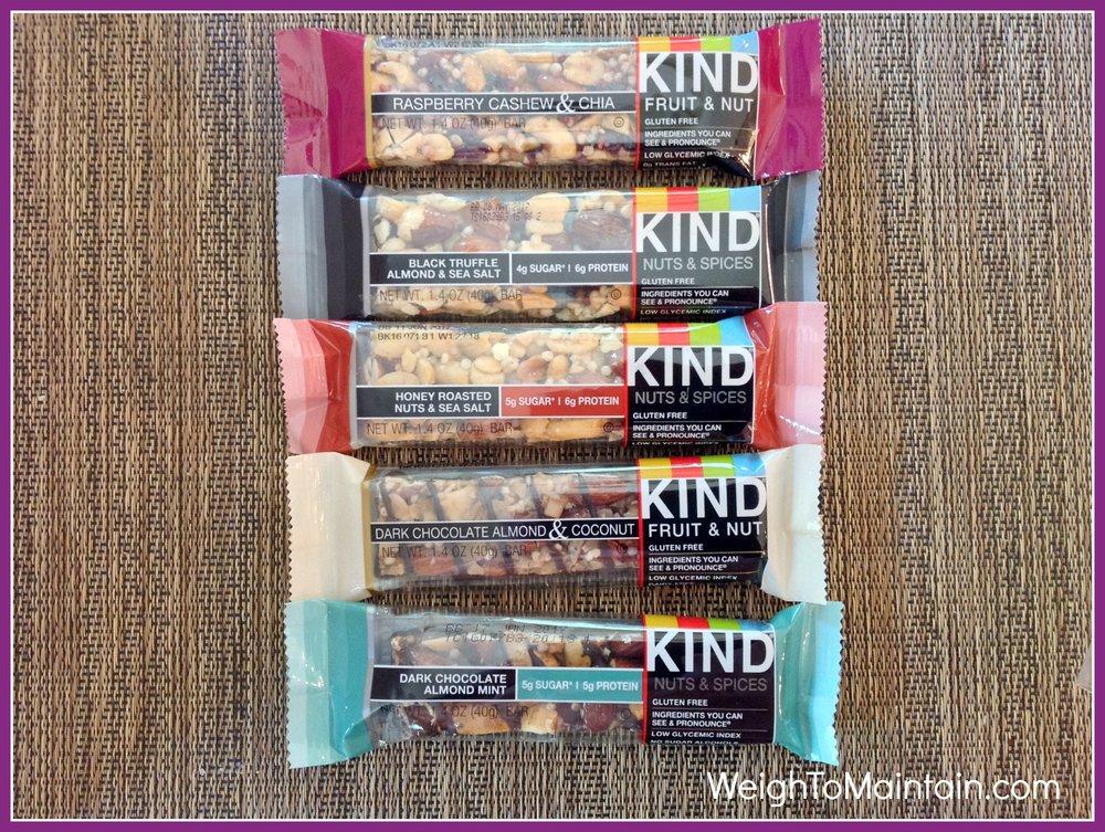 kind bars healthy travel snacks