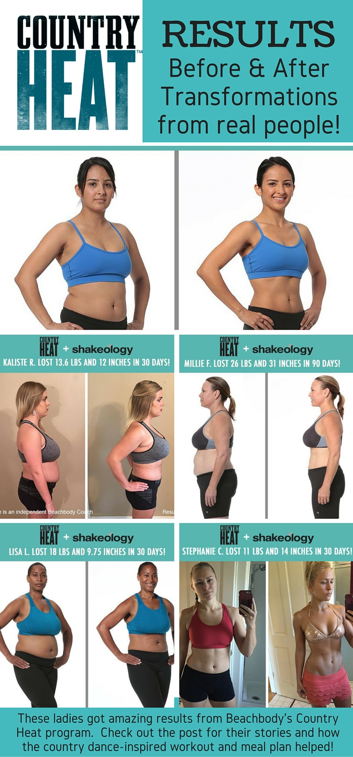 country heat results beachbody workout autumn calabrese