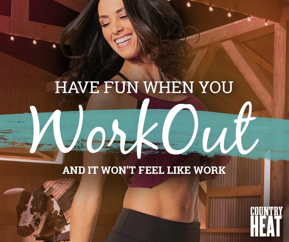 fun when you workout