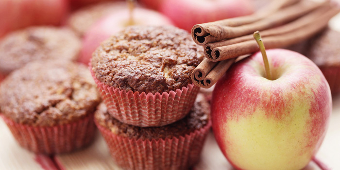 core de force apple muffins