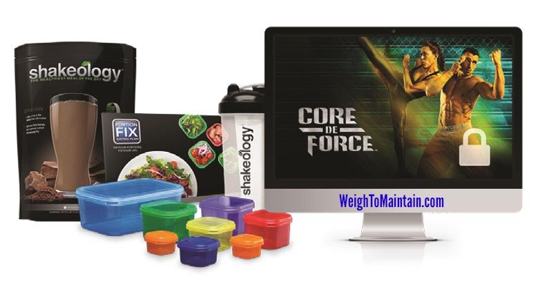 core de force digital challenge pack