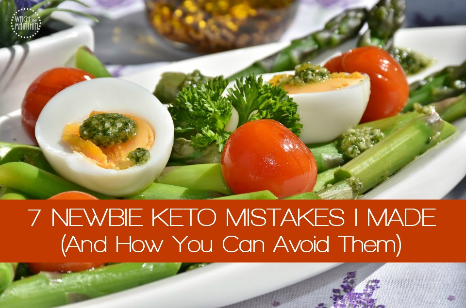 newbie keto mistakes and how to avoid making them