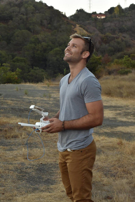 Jackson Ricketts - FAA Licensed Drone Pilot