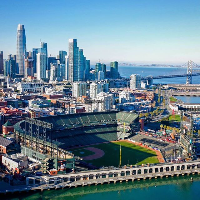 I guess we cant call this the Giants Stadium anymore! #sfbayarea #giantsstadium #changingtides #sf #sfrealestate