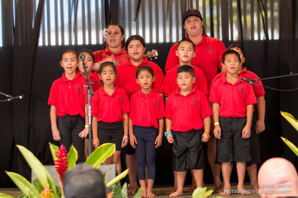 Aha Aloha Olelo - Nawahikalaniopuu