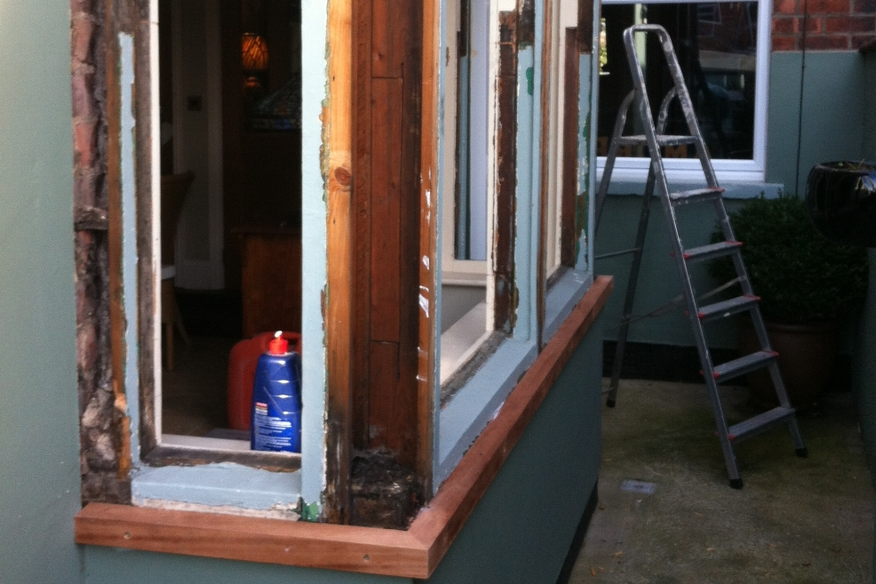 Repairs - Domestic & Commercial Repairs | Windows | Doors | Guttering