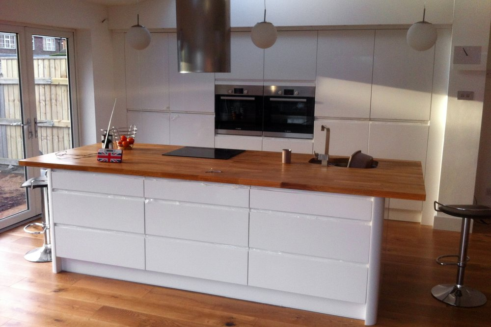 Kitchens supplied & fitted - Kitchen design, supply & fit