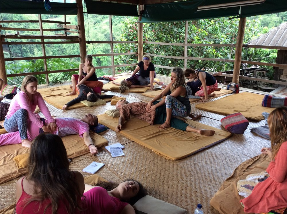 sunshine thai massage thaimassage halland