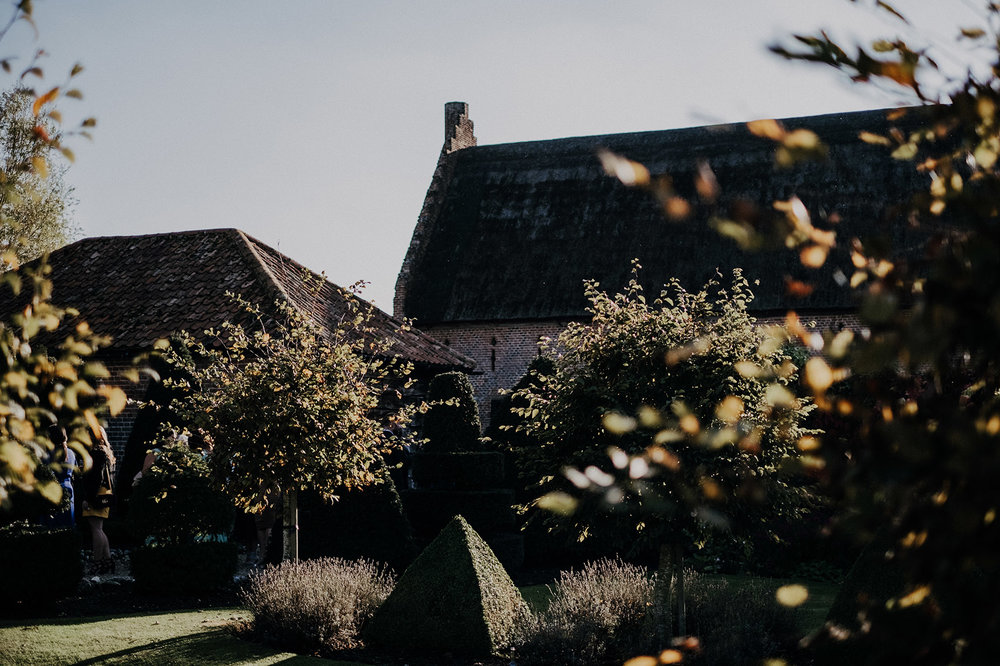 Hales Hall and The Great Barn Wedding Venue