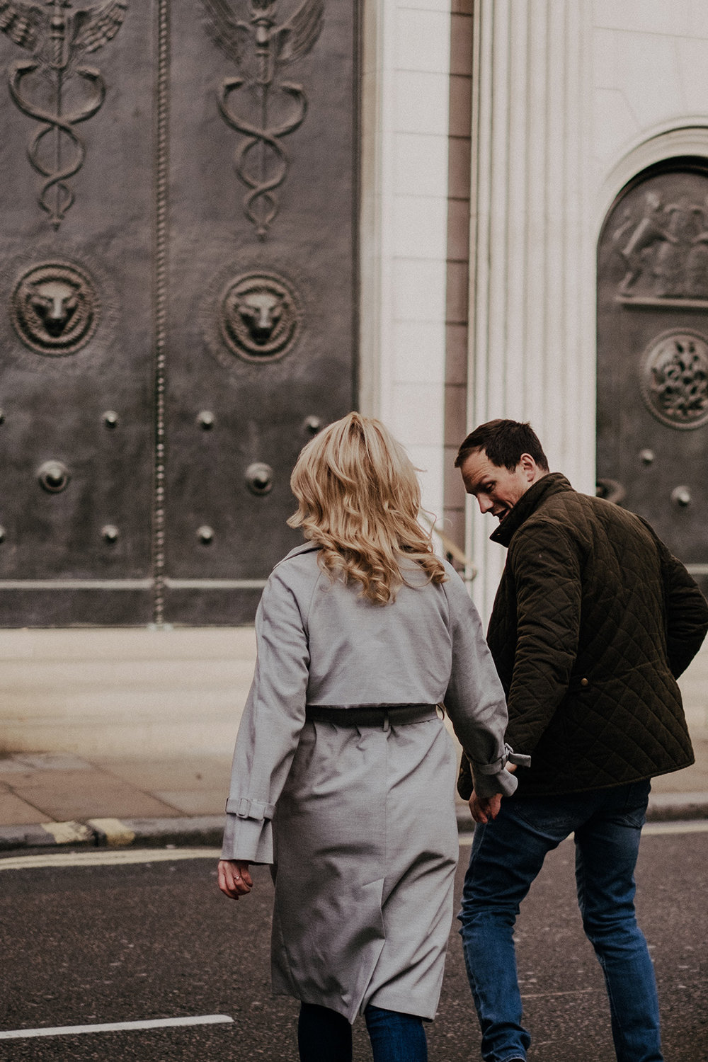 London Couples Shoot