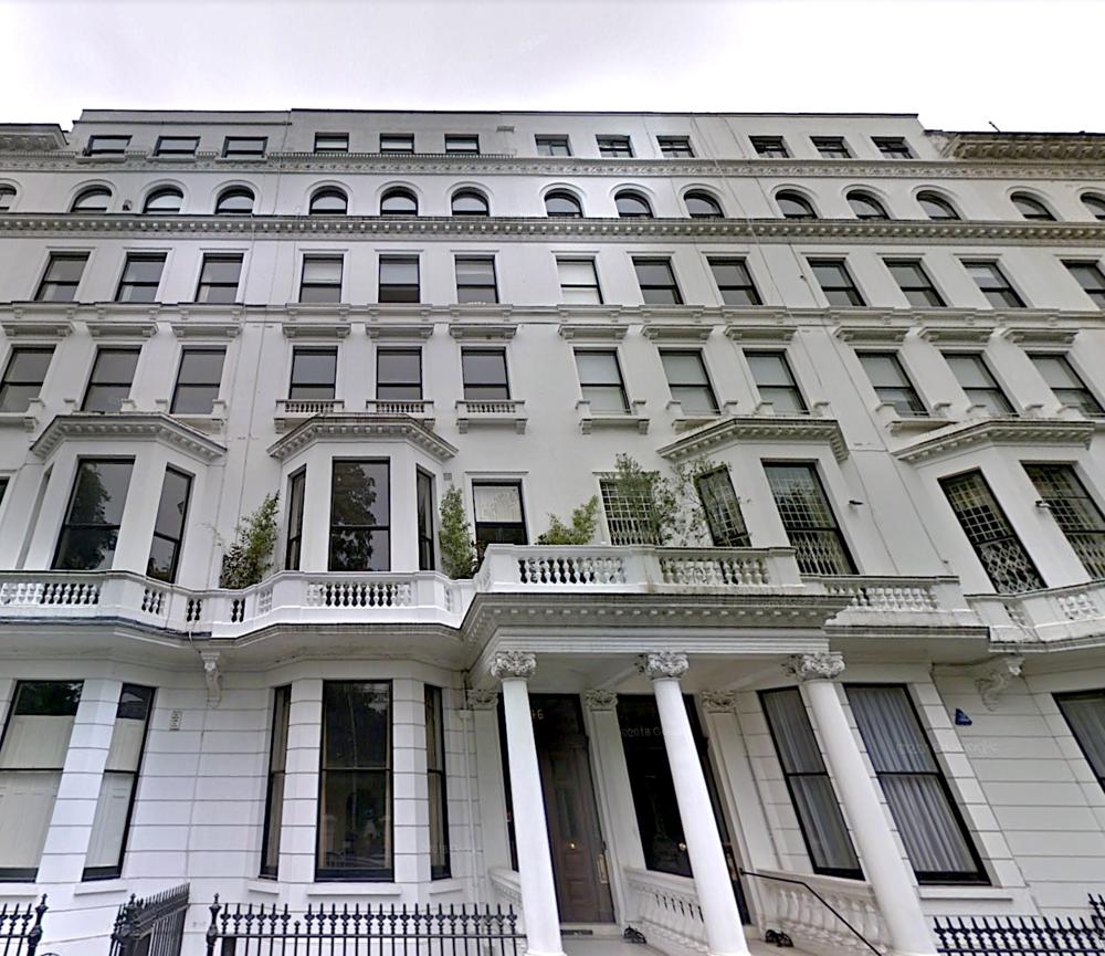 South Kensington Town House I.png