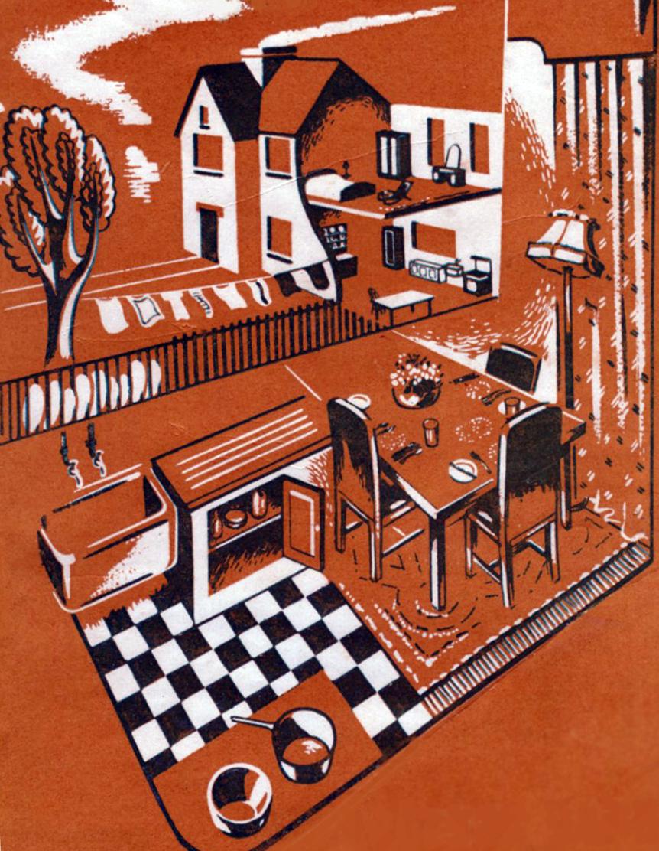 Designing Domesticity -