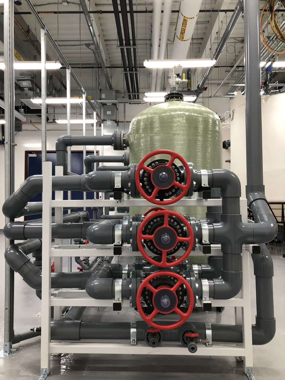 Built by experts, serviced by experts - Designed to meet zero downtime requirements, each system's maintenance program ensures that water quality goals are exceeded for decades to comeServiced by the largest independent high purity water service team in New England, we'll be there when you need us