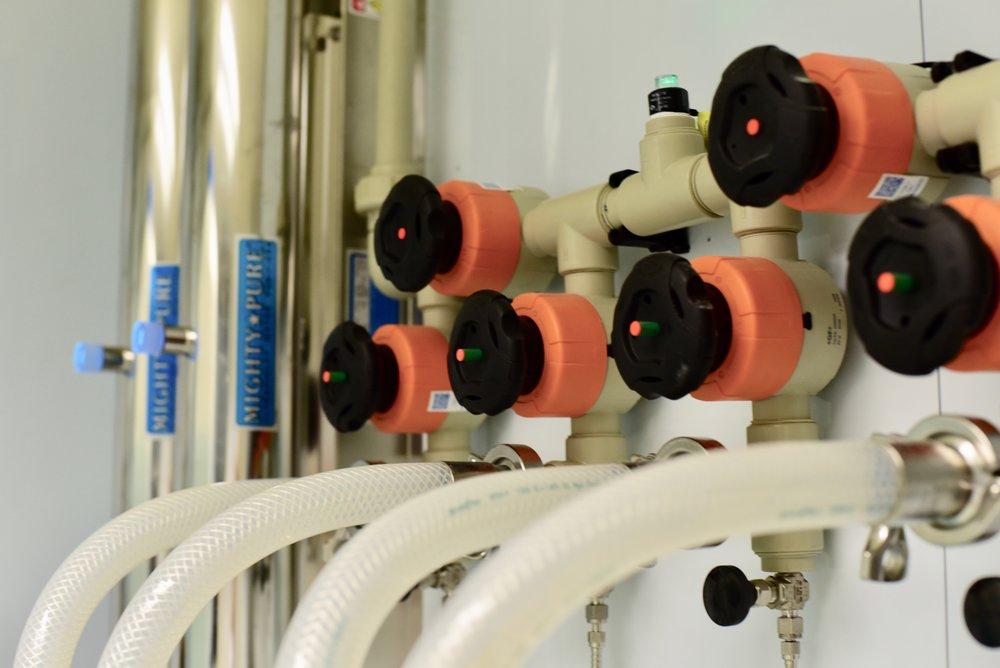 Ultrapure Water Loop Upgrade for New England BioTech Manufacturer