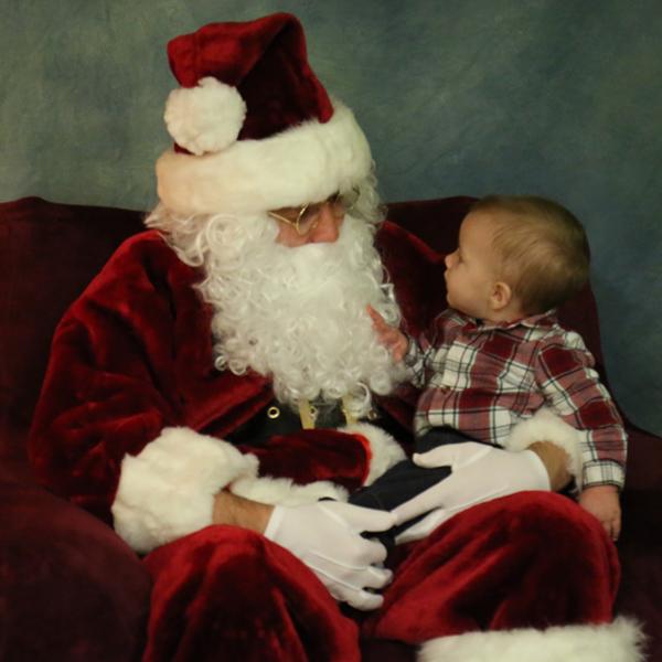 Visit with Santa Claus