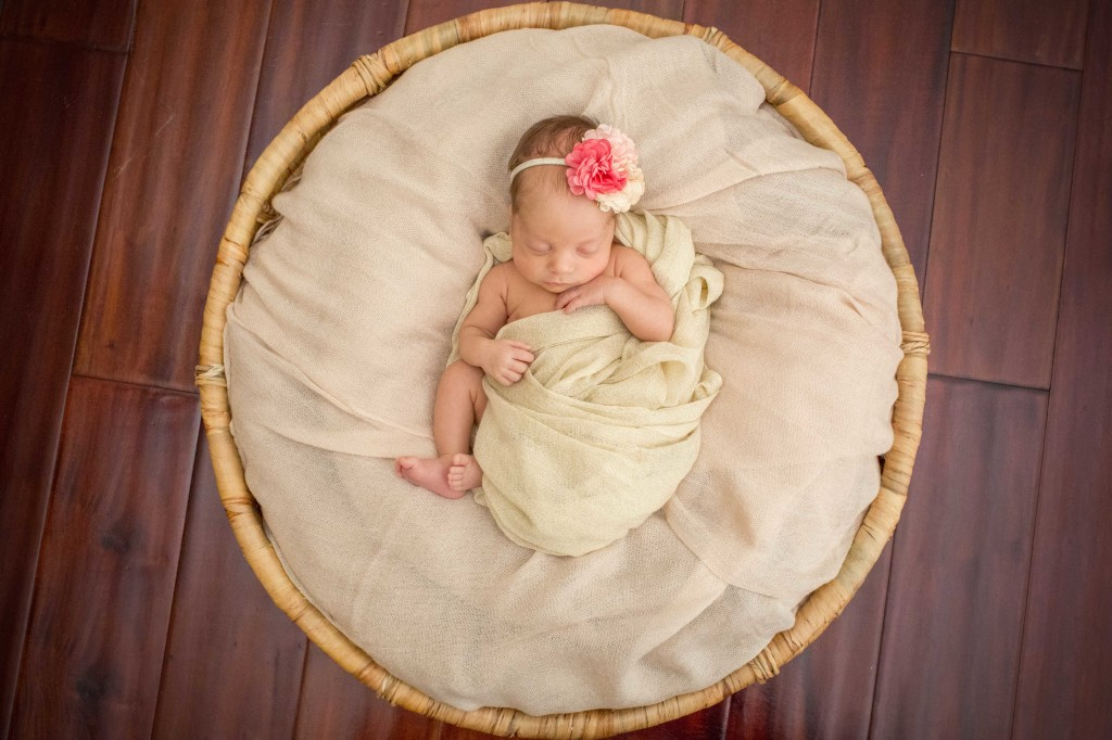 Los Gatos Newborn Photography
