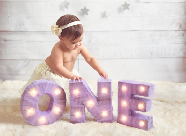 Los Gatos Los Altos Baby 1 Year Birthday Cake Smash Photography