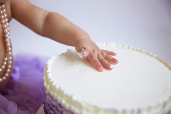 Los Gatos Los Altos Baby 1 Year Birthday Cake Smash Photography (6)