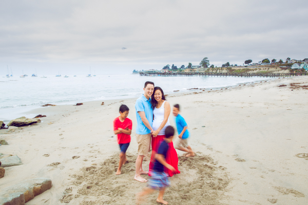 Santa Cruz Capitola Beach San Francisco Bay Area San Jose Los Gatos Maternity Photography (2)