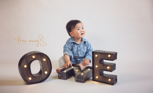 San Francisco Bay Area One 1 Year Birthday Portrait Photography Los Gatos San Jose Baby Boy (1)