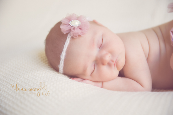 Mountain View Newborn Baby Portrait Photographer Los Gatos Baby Girl San Francisco Bay Area (3)