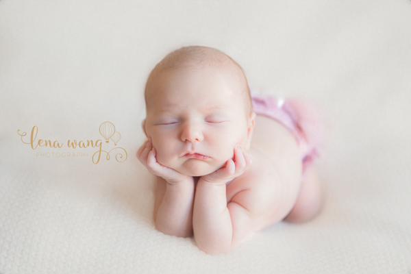 Mountain View Newborn Baby Portrait Photographer Los Gatos Baby Girl San Francisco Bay Area (4)